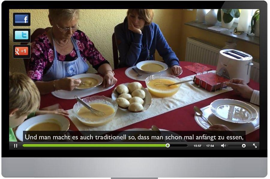 Deutschkurs Gastfamilie