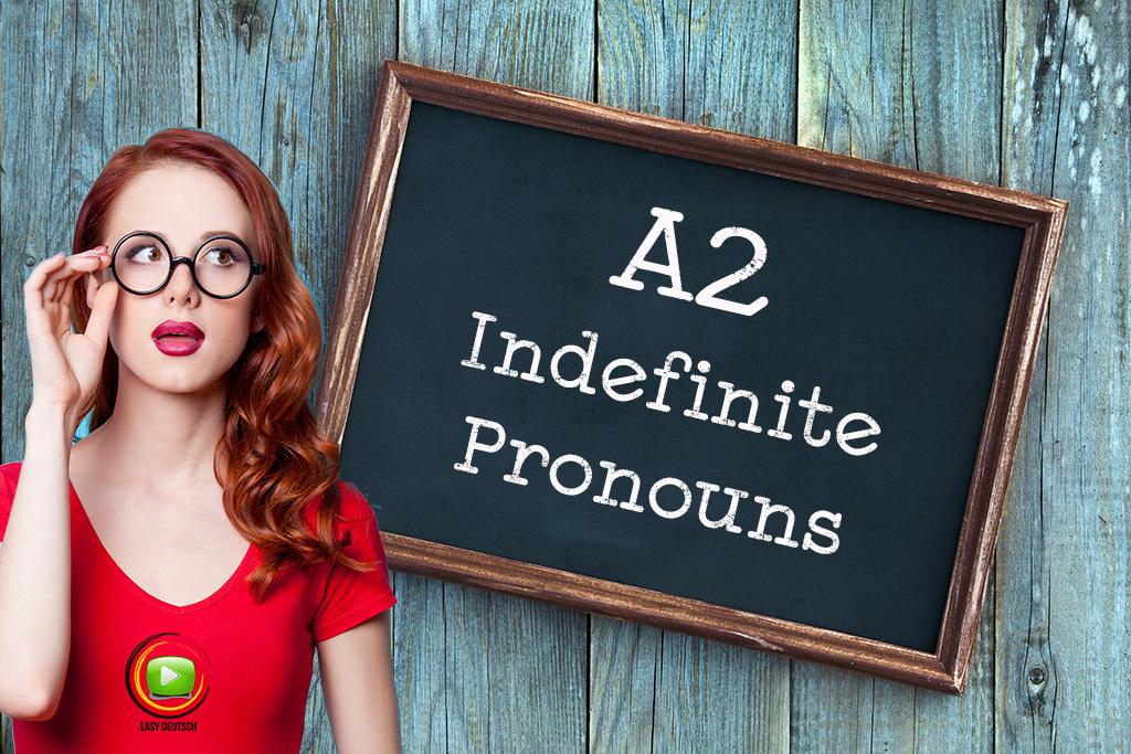 Indefinite-Pronouns