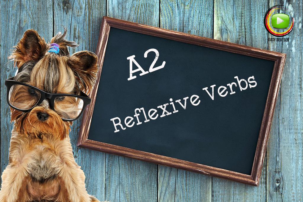 German Reflexive Verbs