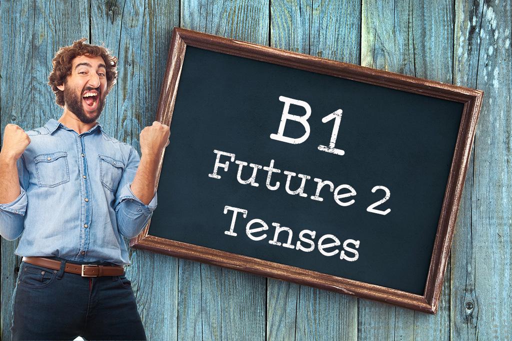 Future tenses 2