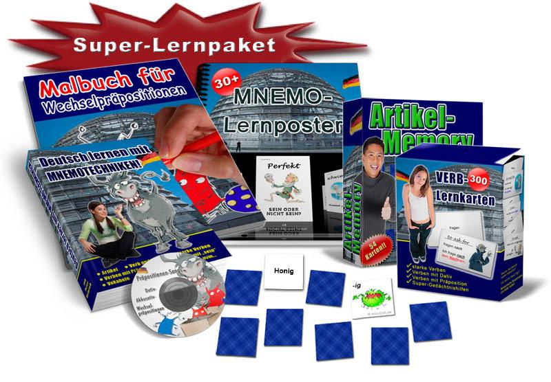 Deutsch Lernpaket