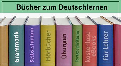 Bücher zum Deutsch lernen