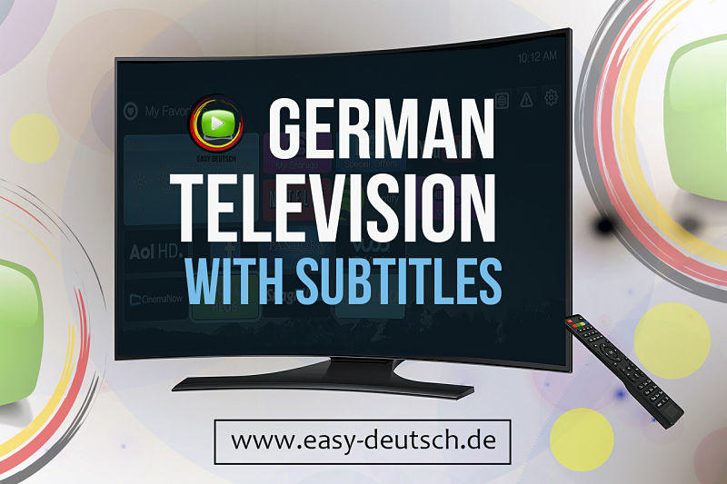Find German Television with Subtitles - IN SECONDS ::