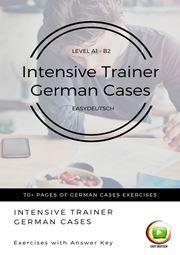 EN - Exercises German Cases