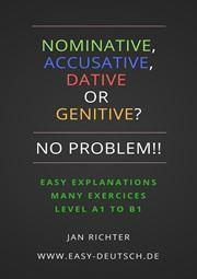 EN - Nominative, Accusative, Dative or Genitive_ No Problem!!