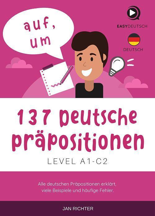 Deutsche Präpositionen EBook