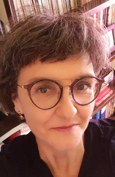 Deutschlehrerin Stefanie