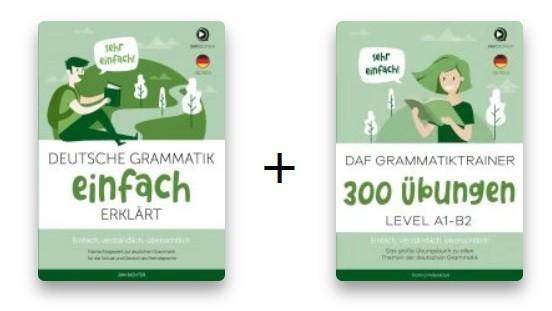 Deutsche Grammatik PDF Erklärungen und Übungen