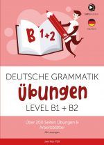 Grammatikübungen B1 B2