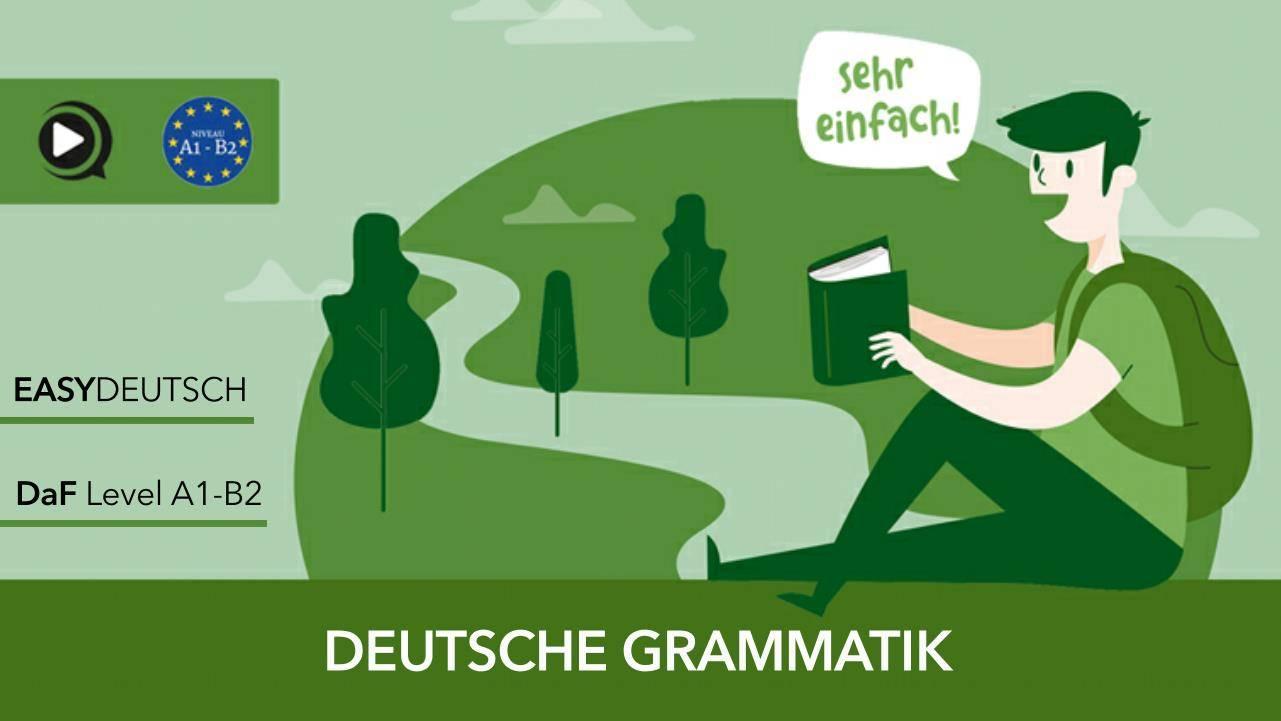 Deutsche Grammatik Erklärungen