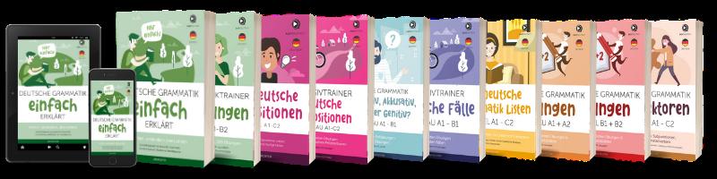 EasyDeutsch Deutsche Grammatik Ebooks